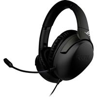 Asus ROG Strix Go &Ćaćute;ore Gaming headset 3.5 mm ja&ćaćute;kplug Kabelgebonden, Stereo Over Ear Zwart