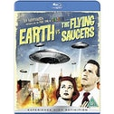 Earth vs The Flying Saucers Blu-Ray