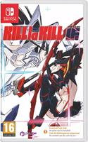Pqube Kill La Kill IF (Code in a Box)