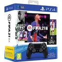 FIFA 21 Dualshock 4 Wireless Controller Bundle for PS4