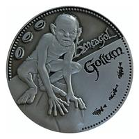 FaNaTtik Lord of the Rings Collectable Coin Gollum Limited Edition