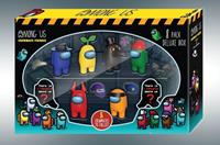 Among Us Mini Figures 8-pack Crewmates Deluxe Box