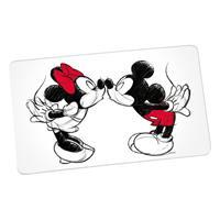 Geda Labels Disney Cutting Board Mickey Kiss Sketch
