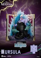 Beast Kingdom Toys Disney Story Book Series D-Stage PVC Diorama Ursula New Version 15 cm