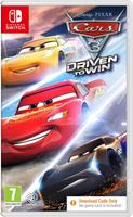 Warner Bros Cars 3 Driven to Win (Code in a Box)