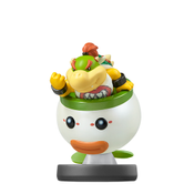 Nintendo - amiibo Bowser Jr. No.43 Collectible Figure (1068466)