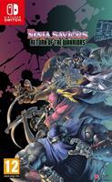 Taito The Ninja Saviors Return of the Warriors