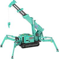 Good Smile Company Maeda Seisakusho Moderoid Plastic Model Kit 1/20 Spider Crane (Green) 25 cm