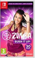 505 Games Zumba Fitness Burn It Up!