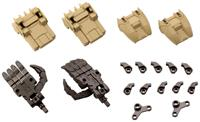 Kotobukiya M.S.G. Model Kit Accesoory Set Heavy Weapon Unit 29 Action Knuckle Type-B