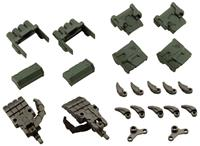 Kotobukiya M.S.G. Model Kit Accesoory Set Heavy Weapon Unit 28 Action Knuckle Type-A