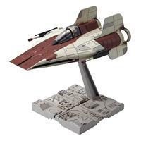 Bandai Star Wars Star Wars Model Kit 1/72 A-Wing Starfighter 10 cm