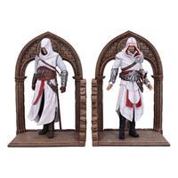 Nemesis Now Assassin's Creed BookendsAltair and Ezio 24 cm