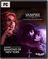 Badland Indie Vampire: The Masquerade - Coteries of New York + Shadows of New York