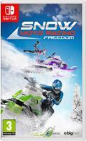 Big Ben Snow Moto Racing Freedom