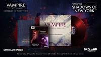 Badland Indie Vampire: The Masquerade - Coteries of New York + Shadows of New York Collector's Edition
