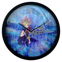 Yu-Gi-Oh! Wall Clock It's Time To Duel