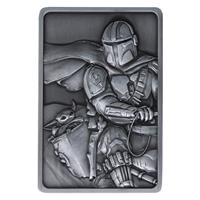 FaNaTtik Star Wars: The Mandalorian Iconic Scene Collection Ingot Precious Cargo Limited Edition