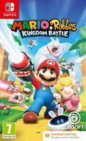 Ubisoft Mario + Rabbids Kingdom Battle (Code in a Box)