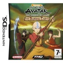 Nintendo Avatar The Last Airbender Burning Earth Game DS