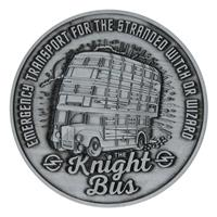 FaNaTtik Harry Potter Medallion Knight Bus Limited Edition