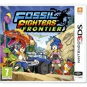 Nintendo Fossil Fighters Frontier 3DS Game