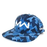 Heroes Inc Call Of Duty Modern Warfare Curved Bill Cap Camo Embroidered
