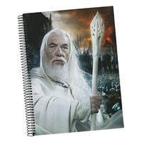 SD Toys Lord of the Rings Notebook Gandalf