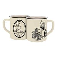 Geda Labels Donald Duck Mug Donald In The Car