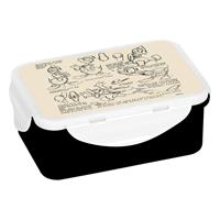 Geda Labels Donald Duck Lunch Box Vintage