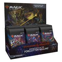 Wizards of the Coast Magic the Gathering D&D Adventures in the Forgotten Realms Set Booster Display (30) english