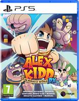 Merge Games Alex Kidd in Miracle World DX