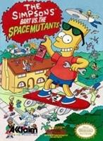 Acclaim The Simpsons Bart VS the Space Mutants