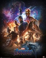 Avengers Endgame From The Ashes Poster 40 x 50 cm