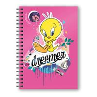 SD Toys Looney Tunes Notebook with 3D-Effect Tweety Dreamer