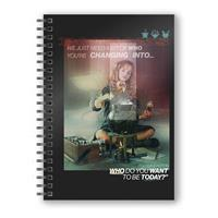 SD Toys Harry Potter Notebook with 3D-Effect Hermione Potion