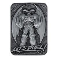 FaNaTtik Yu-Gi-Oh! Metal Card Summoned Skull Limited Edition