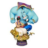 Beast Kingdom Toys Disney Class Series D-Stage PVC Diorama Aladdin New Version 15 cm