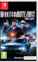 GameMill Entertainment Street Outlaws: The List (Code in a Box)