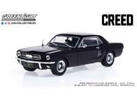 Greenlight Collectibles Creed (2015) Diecast Model 1/43 1967 Ford Mustang Coupe