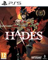 SuperGiant Games Hades