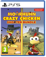 Mindscape Moorhuhn Crazy Chicken: Shooter Bundle