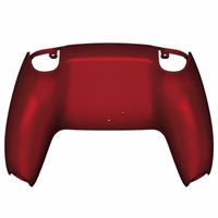 Consoleskins PS5 Controller Behuizing Shell - Rood Soft Touch - Back Shell