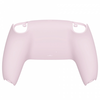 Consoleskins PS5 Controller Behuizing Shell - Lichtroze Soft Touch - Back Shell