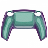 Consoleskins PS5 Controller Behuizing Shell - Groen Soft Touch - Back Shell