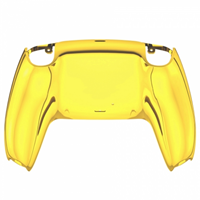 Consoleskins PS5 Controller Behuizing Shell - Goud Chrome - Back Shell