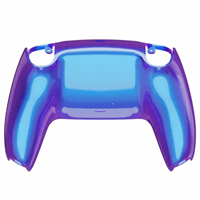 Consoleskins PS5 Controller Behuizing Shell - Blauw / Paars Metallic - Back Shell