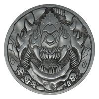 FaNaTtik Doom Medallion Cacodemon Level Up Limited Edition