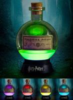 Fizz Creations Harry Potter Colour-Changing Mood Lamp Polyjuice Potion 20 cm