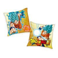 Herding Dragon Ball Super Pillow SSGSS Son Goku 40 x 40 cm